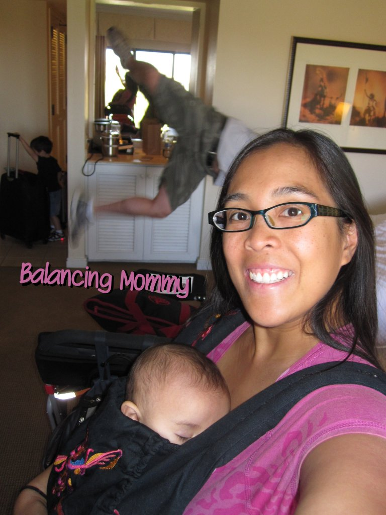 Balancing Mommy